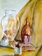 Jug watercolor